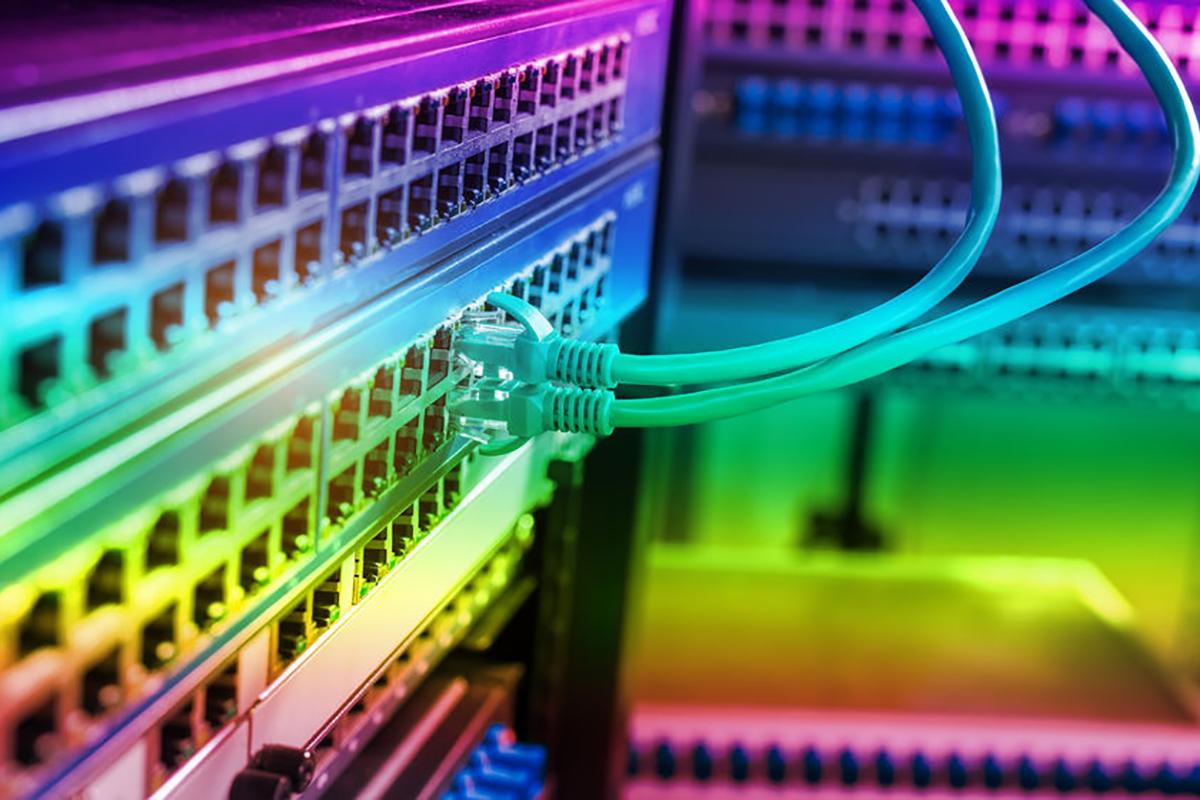 Conexiones redes informáticas
